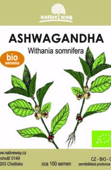 Nativeway ashwagandha seminka